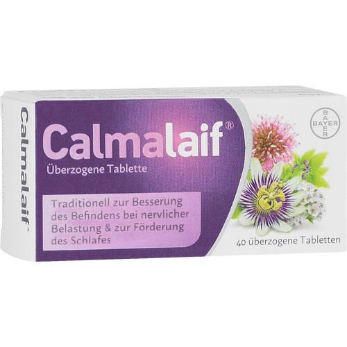 CALMALAIF überzogene Tabletten