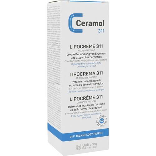 CERAMOL Lipocreme 311