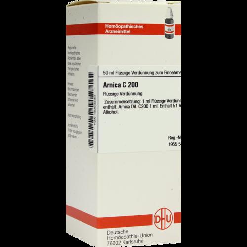 ARNICA C 200 Dilution