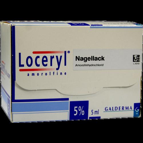 LOCERYL Nagellack gegen Nagelpilz