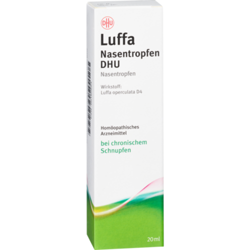 LUFFA NASENSPRAY DHU Dosierspray