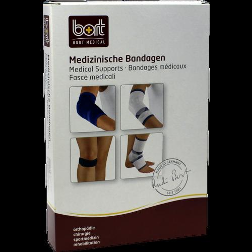 BORT KubiTal Ellenbogen-Polster-Bandage M haut