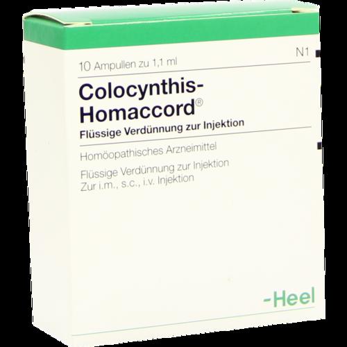 COLOCYNTHIS HOMACCORD Ampullen