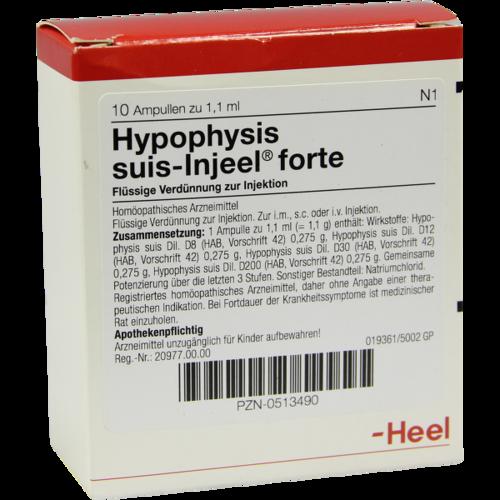 HYPOPHYSIS SUIS Injeel forte Ampullen