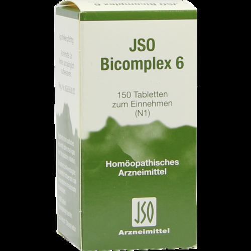 JSO-Bicomplex Heilmittel Nr.6