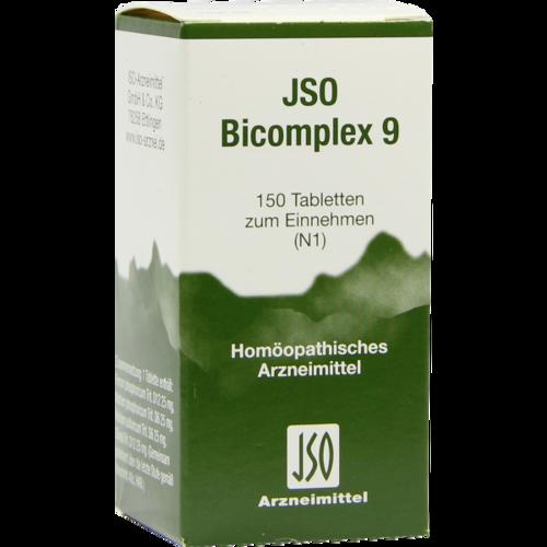 JSO-Bicomplex Heilmittel Nr.9
