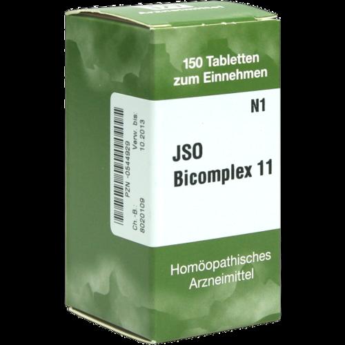 JSO-Bicomplex Heilmittel Nr.11