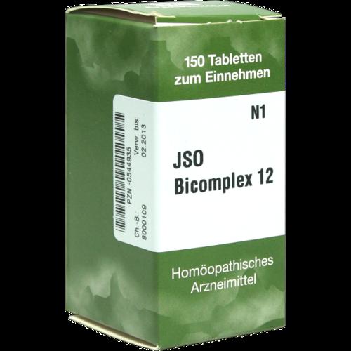 JSO-Bicomplex Heilmittel Nr.12