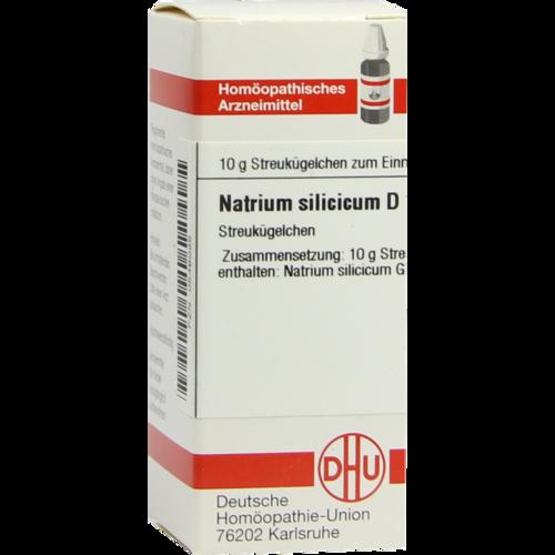 NATRIUM SILICICUM D 12 Globuli