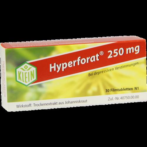 HYPERFORAT 250 mg Filmtabletten