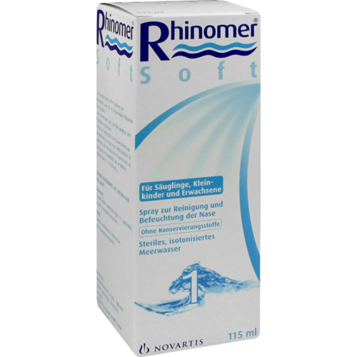 RHINOMER 1 soft Lösung