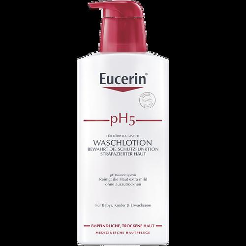 EUCERIN pH5 Waschlotion empfindliche Haut m.Pumpe