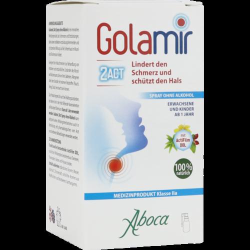 GOLAMIR 2Act Spray ohne Alkohol