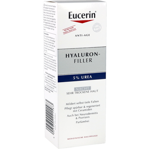 EUCERIN Anti-Age HYALURON-FILLER UREA Nachtcreme