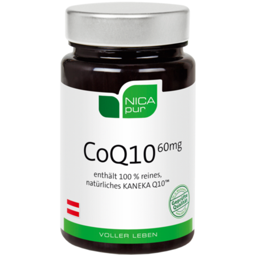 NICAPUR CoQ10 60 mg Kapseln