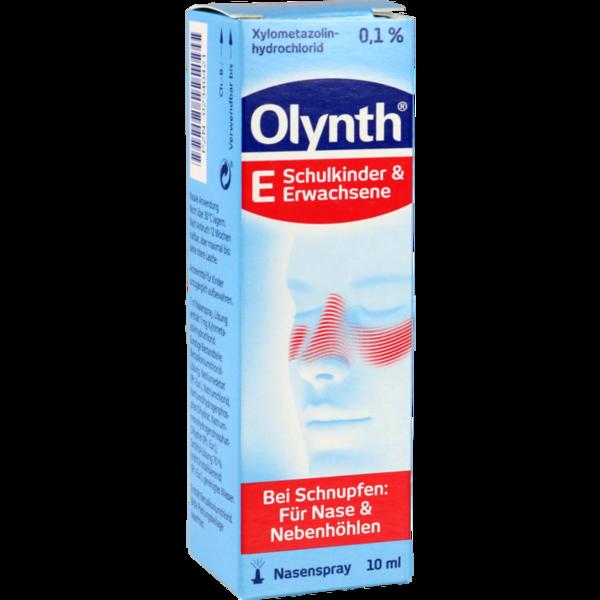 Olynth 0,1% Dosierspray