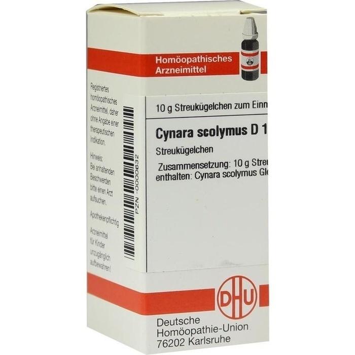 CYNARA SCOLYMUS D 12 Globuli