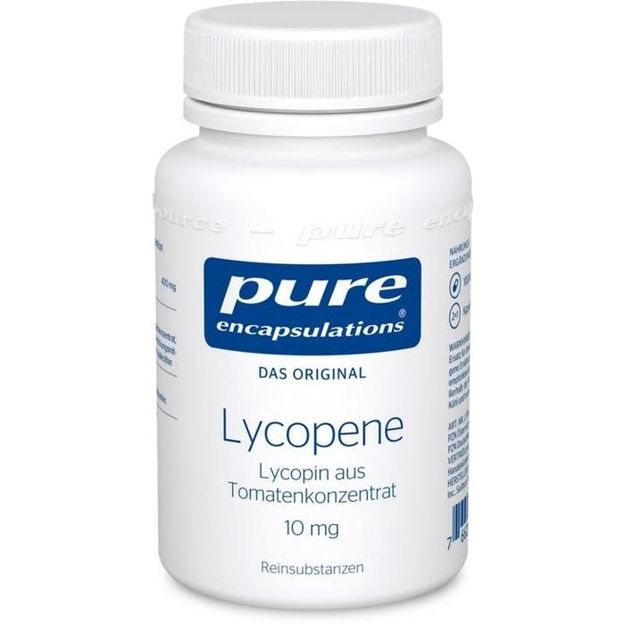 PURE ENCAPSULATIONS Lycopene 10 mg Kapseln