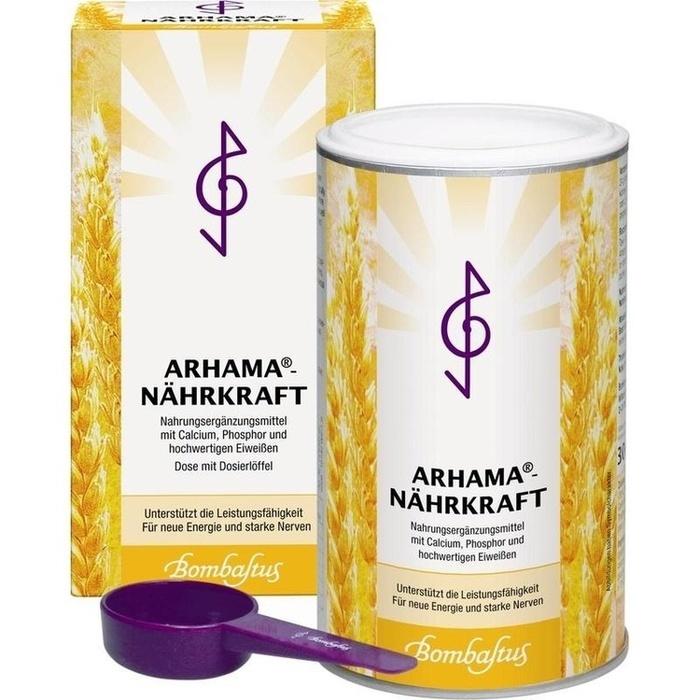 ARHAMA-Nährkraft Pulver