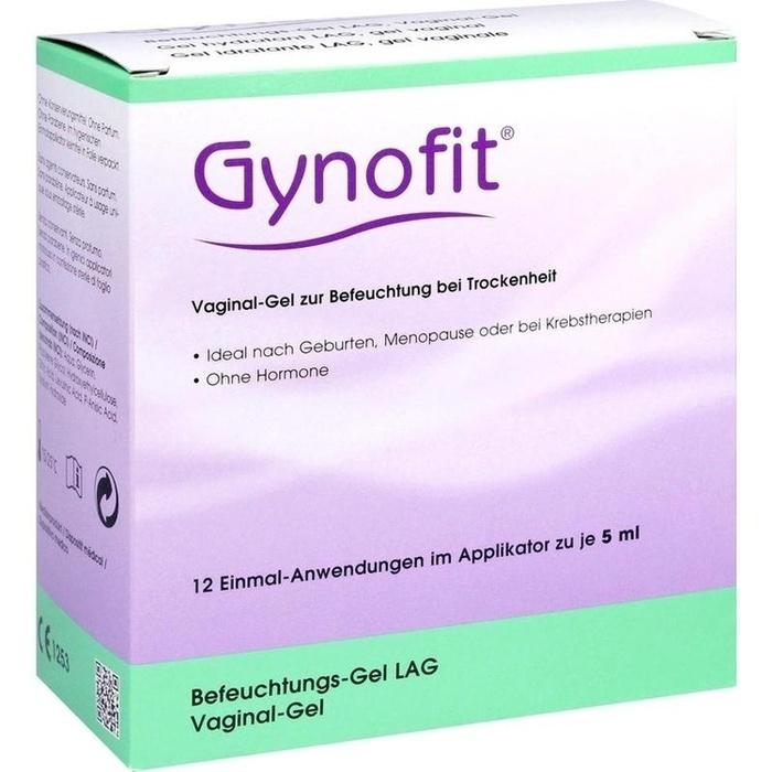 GYNOFIT Vaginal Gel zur Befeuchtung