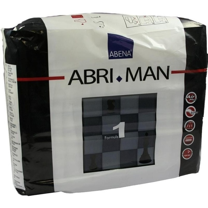 ABRI Man Formula 1 Air plus