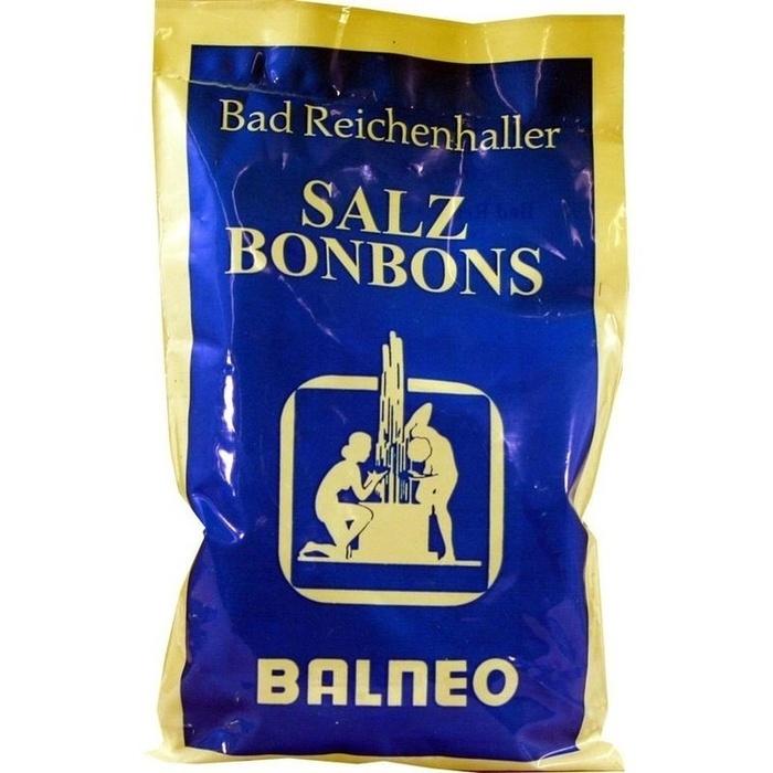 BAD REICHENHALLER Quellsalzbonbons