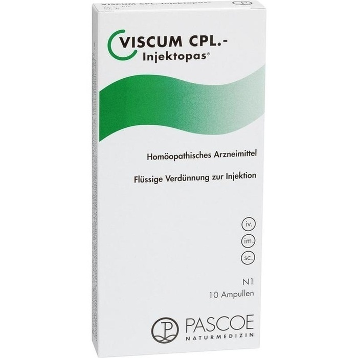 VISCUM CPL.Injektopas Ampullen