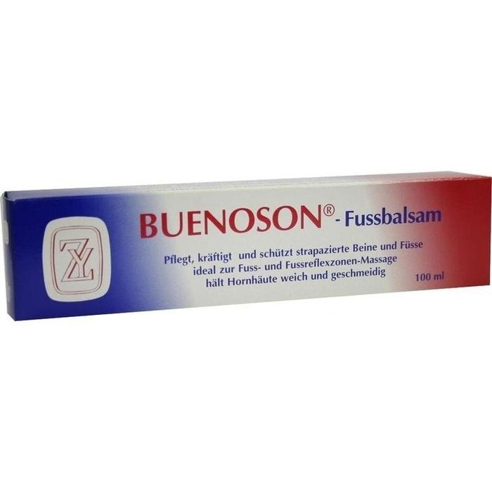 BUENOSON Fußbalsam
