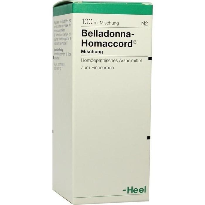 BELLADONNA HOMACCORD Tropfen