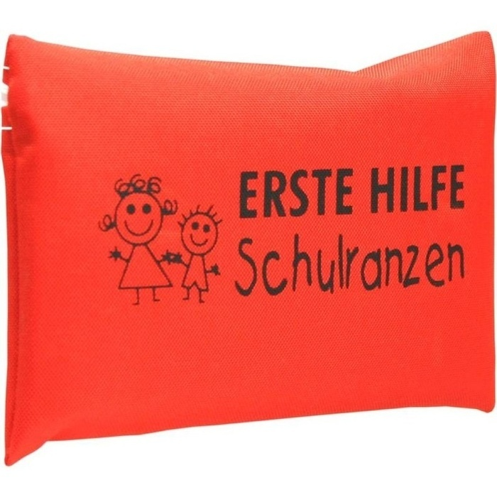 ERSTE HILFE TASCHE Schulranzen orange
