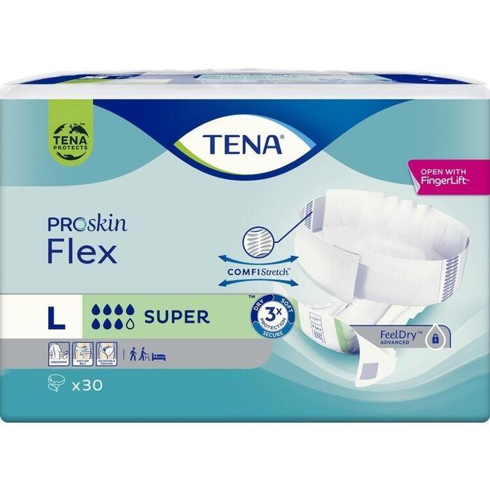 TENA FLEX super L
