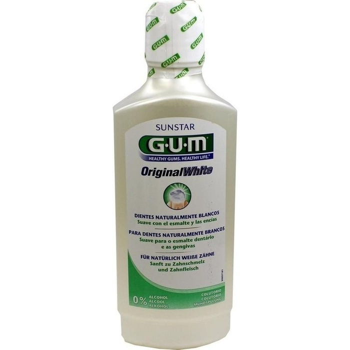 GUM Original White Mundspülung o.Alkohol