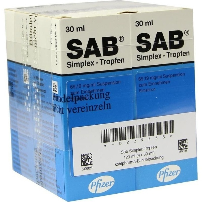 SAB simplex Suspension zum Einnehmen