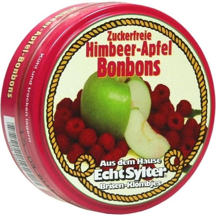 ECHT SYLTER Himbeer-Apfel Bonbons zuckerfrei