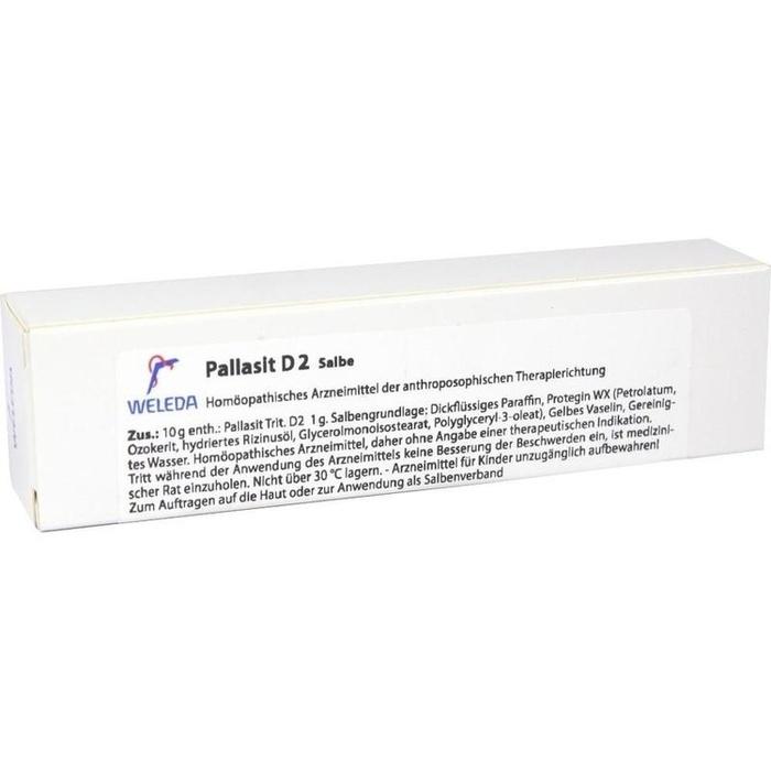 PALLASIT D 2 Salbe