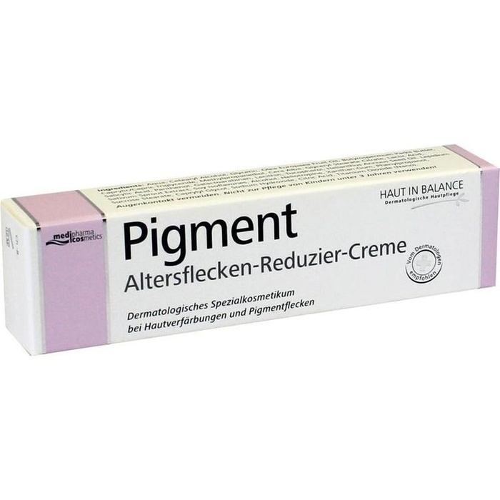 HAUT IN BALANCE Pigment Altersflecken-Reduzier-Cr.