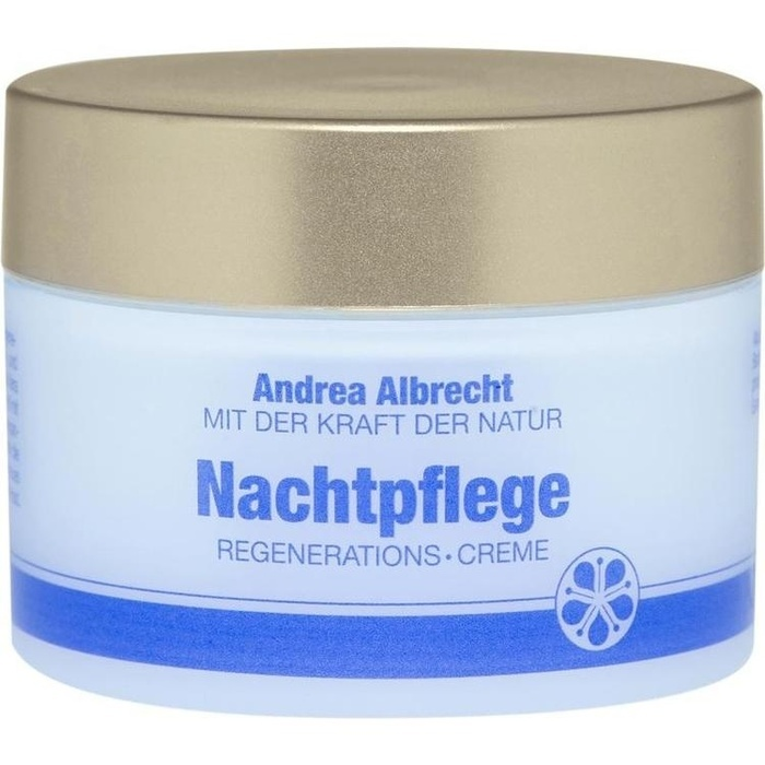 ANDREA Albrecht Nachtpflegecreme m.Vitamin E+B