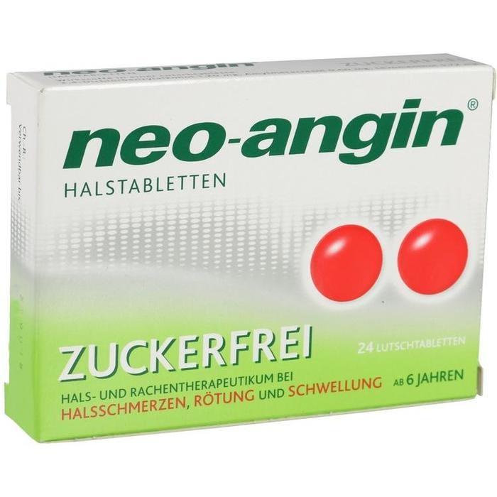 NEO-ANGIN Halstabletten zuckerfrei