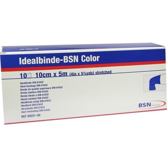 IDEALBINDE bmp 10 cmx5 m blau