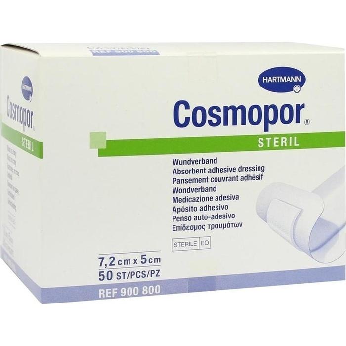 COSMOPOR steril Wundverband 5x7,2 cm