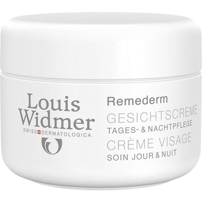 WIDMER Remederm Gesichtscreme leicht parfümiert