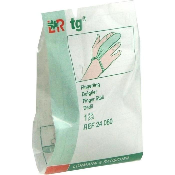 TG Fingerling gebrauchsfertig