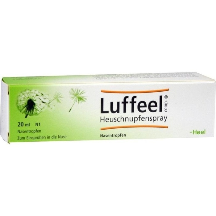 LUFFEEL comp.Heuschnupfen Nasenspray