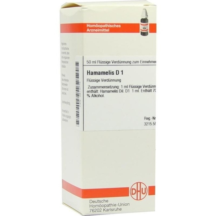 HAMAMELIS D 1 Dilution