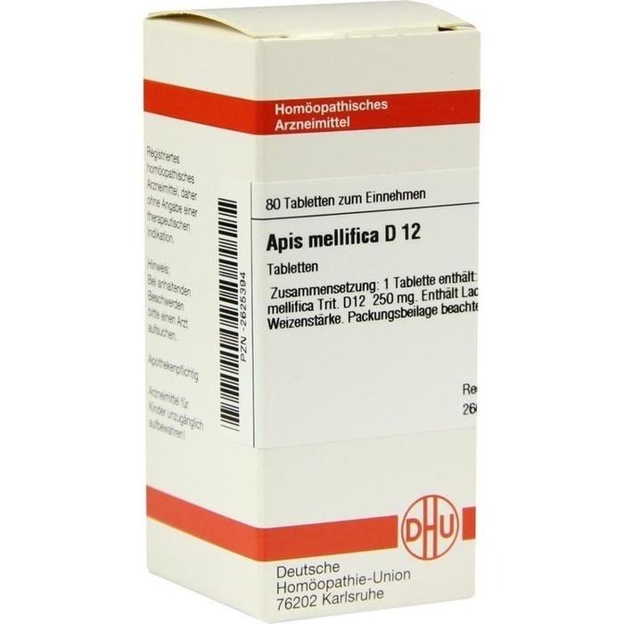 APIS MELLIFICA D 12 Tabletten