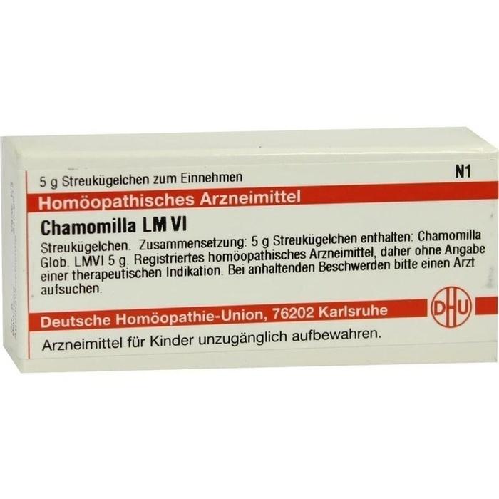 CHAMOMILLA LM VI Globuli