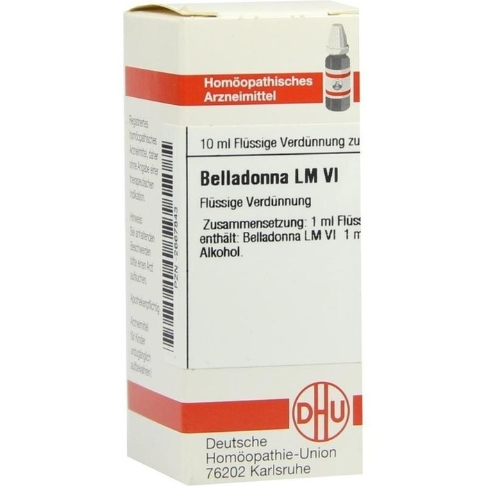 BELLADONNA LM VI Dilution
