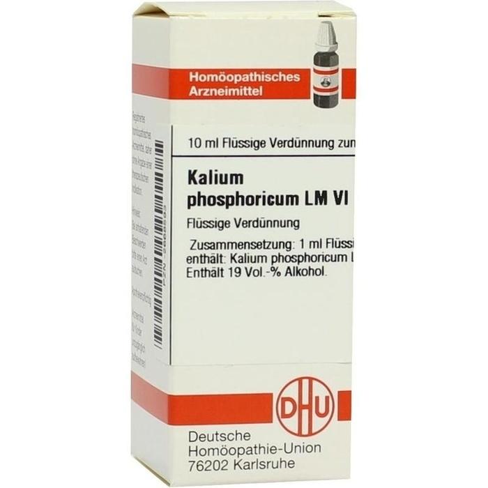 KALIUM PHOSPHORICUM LM VI Dilution