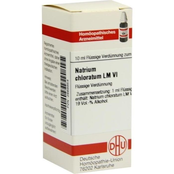 NATRIUM CHLORATUM LM VI Dilution