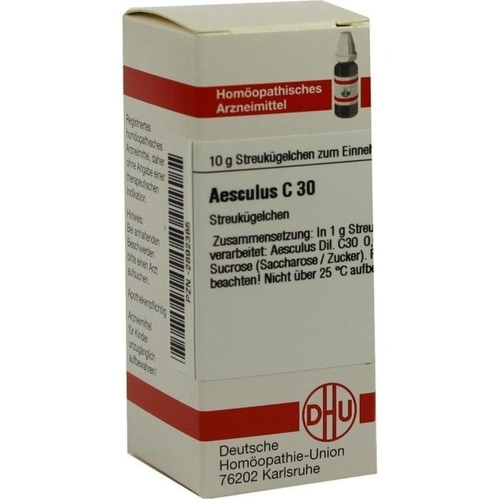 AESCULUS C 30 Globuli